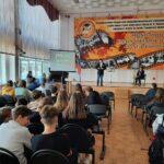 29 апреля В ГБОУ лицей г.Сызрани прошло патриотическое мероприятие «Сызрань-фронту»