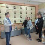 Обучающиеся ГБОУ лицей г. Сызрани посетили зал воинской славы при Выставочном зале г.о. Сызрань.