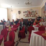 Обучающиеся из 11 РТ класса посетили виртуальный концертный зал Сызранского драматического театра имени А.Н. Толстого.