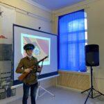 Ученики 7 А класса посетили МБУ Краеведческий музей г.о. Сызрань.