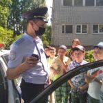 В ГБОУ лицей г. Сызрани прошли мероприятия по правилам дорожного движения «Школа светофорных наук»