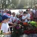 В ГБОУ лицей г. Сызрани прошли памятные мероприятия к 80-й годовщине начала Великой Отечественной войны.