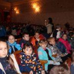 Спектакль «Баба Яга и Леший спешат в школу  Диснея»