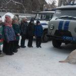 Учащиеся лицея посетили  дежурную часть  ЛОВД ст. Сызрань 1