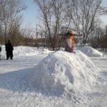 В ГБОУ лицей г. Сызрани учащиеся праздновали масленицу