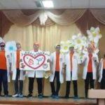 Команда лицеистов заняла 1 место в  окружном мероприятии  КВН «Фестиваль профессий»