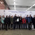 Обучающиеся ГБОУ лицей г. Сызрани посетили  выставку молодых профессионалов WORLDSKILS RUSSIA  в г.Самара