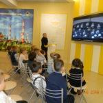 В рамках недели труда лицеисты посетили корпоративный музейно-презентационный комплекс на СНПЗ