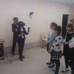 В ГБОУ лицей прошли открытые мероприятия с использованием оборудования, поставленного для кабинетов «Технология» в рамках национального проекта «Образование»